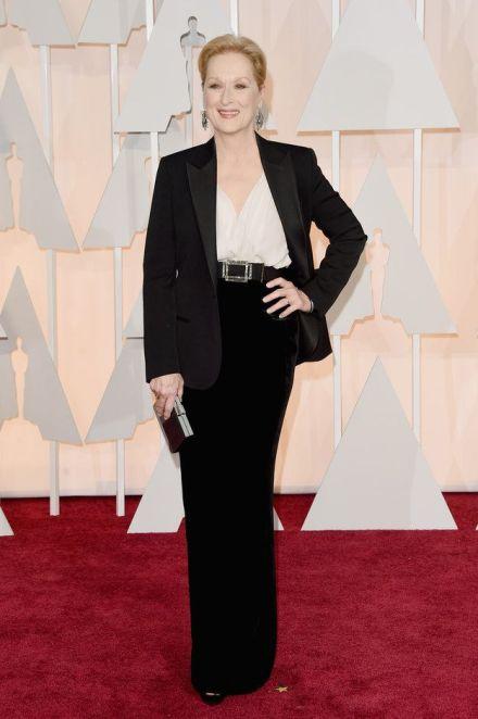 Meryl Streep - Academy Awards